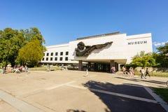 Natural History Museum of Geneva Royalty Free Stock Photo