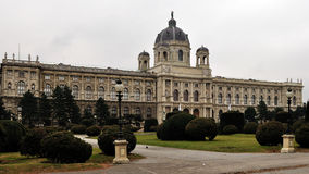 Natural History Museum In Vienna, Austria, Europe Royalty Free Stock Photo