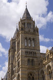 Natural History Museum in London Stock Image