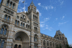 Natural History Museum,  London Royalty Free Stock Photos