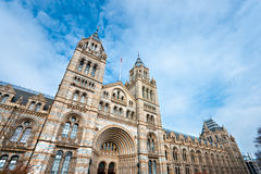 Natural History Museum, London. Royalty Free Stock Photos