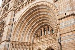 Natural History Museum, London. Royalty Free Stock Images