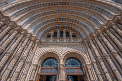 Natural History Museum London. The Natural History Museum in London Stock Photo