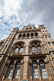 Natural History Museum in London. Building and details Royalty Free Stock Photos