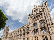 Natural History Museum London England Royalty Free Stock Photo