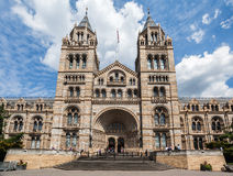 Natural History Museum London England Stock Photo