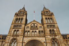 Natural history Museum, London, England Stock Image