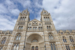 Natural History Museum, London, england Royalty Free Stock Photos