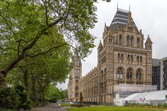 Natural History Museum in London, England Stock Photo