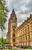 The Natural History Museum in London Stock Photo