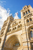 The Natural History Museum in London Royalty Free Stock Images