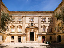 The Natural History Museum in Malta Royalty Free Stock Image