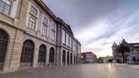 Natural History Museum of Porto University stock footage