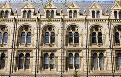 Natural History Museum right wing Royalty Free Stock Photo