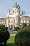 Natural History Museum Vienna Stock Image