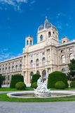 Natural History Museum, Vienna Stock Photos