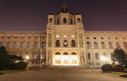 Natural History Museum, Vienna. Royalty Free Stock Photos