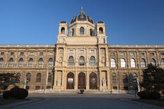 Natural History Museum, Vienna. Royalty Free Stock Images