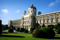 Natural history museum Vienna, Austria, Stock Image