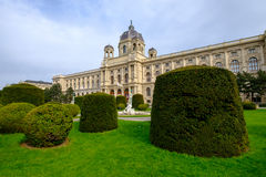 Natural History Museum, Vienna Stock Images