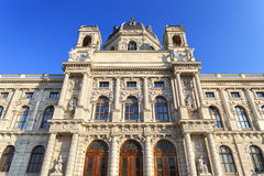 Natural History Museum in Vienna, Austria. Royalty Free Stock Photos