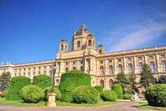 Natural History Museum, Vienna, Austria Stock Photography