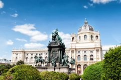 Natural History Museum, Vienna Royalty Free Stock Photos
