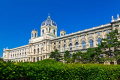 Natural History Museum in Vienna Royalty Free Stock Image