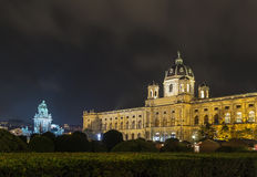 Natural History Museum, Vienna Royalty Free Stock Images