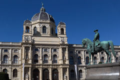 Natural history Museum in Vienna Stock Photo