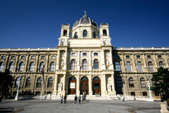 Natural History, Vienna. Royalty Free Stock Image