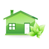 Natural home Royalty Free Stock Photography