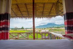 Natural homestay ,Best Organic Farm Stays in Thailand. Natural homestay ,Best Organic Farm Stays in Thailand stock photography