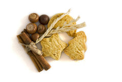 Natural ingredients Stock Photo