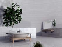 Natural Interiors Royalty Free Stock Photo