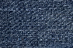 Natural jeans texture for the background Royalty Free Stock Images