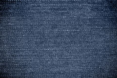 Natural jeans texture for the background Stock Image