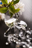 Natural jewel - Diamond Stock Photo