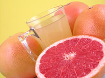 Natural juice Stock Photography