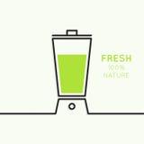 Natural juice Royalty Free Stock Photos