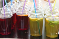 Natural juice Royalty Free Stock Photo