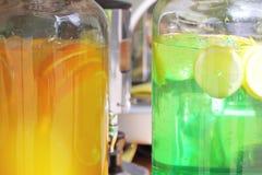 Natural juice Royalty Free Stock Image