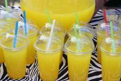 Natural juice Royalty Free Stock Photography
