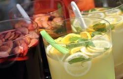Natural juice Stock Photo