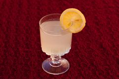 Natural juice lemon Royalty Free Stock Images