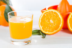 Natural juice Royalty Free Stock Image