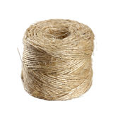 Natural Jute Twine Royalty Free Stock Photo