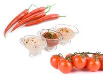 Natural ketchup Royalty Free Stock Photography
