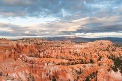 Natural landmark Bryce Canyon National Park in Utah, USA Royalty Free Stock Photos