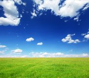 Natural landscape Royalty Free Stock Photography